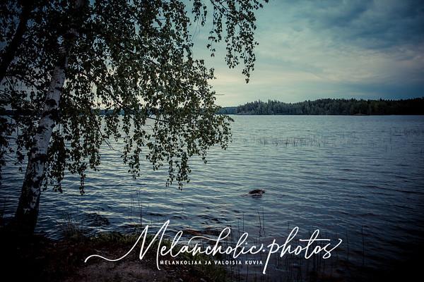 Iso-Kiskon järvi