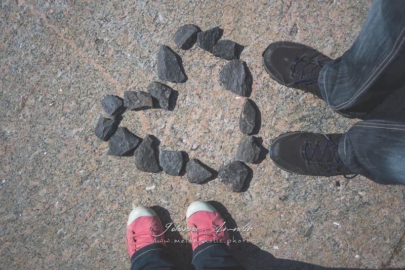 Romanttinen päivä Jussarössä