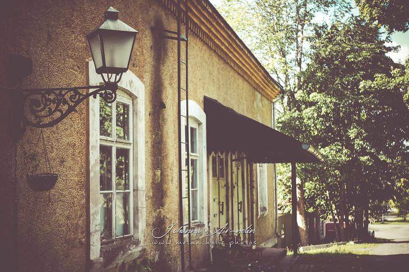 Sunnuntai Teijon kartanon alueella ja ruokailu Mathildedalissa Ruukin Krouvissa