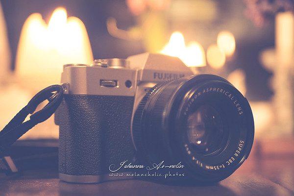 Ensituntuma Fujifilm X-T20:seen