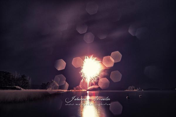 Paskaa uutta vuotta!