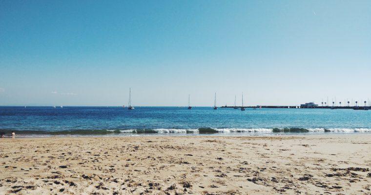 Portugal päivä 6, rantapäivä Cascaissa