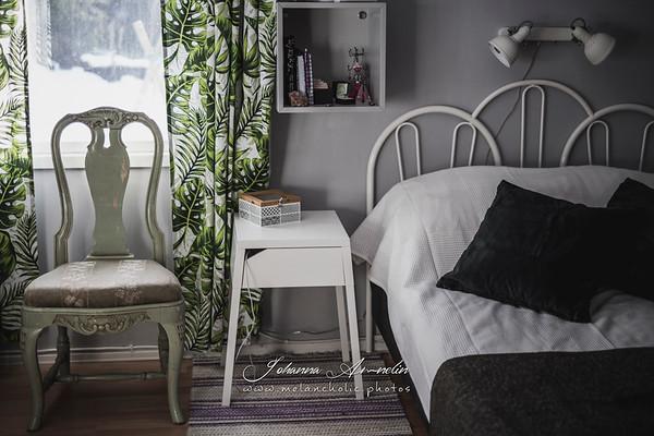 Saaren Taika® Imurointipuuteri vanhojen talonpoikaisrokokoo tuolien pelastajana