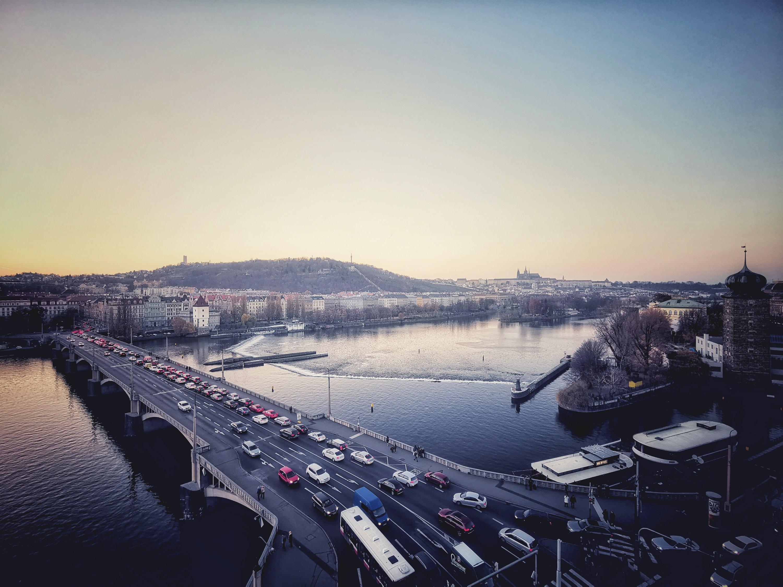 Päivä 5 - Matka jatkui Prahaan, ongelmia lennolla