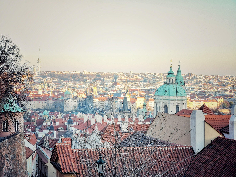 Huomenta romanttisesta Prahasta - Loma päivä 6 - Samettivallankumouksen muistopäivä