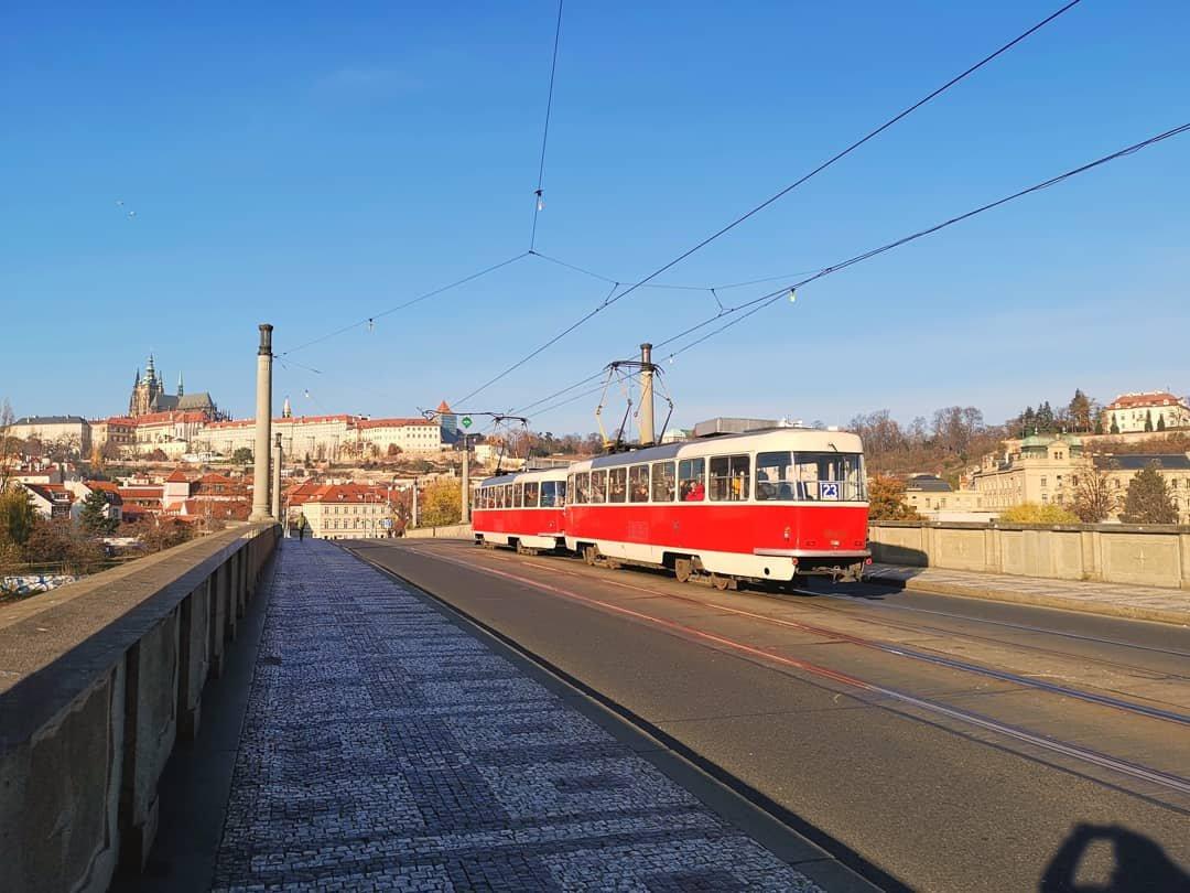 Loman päivä 7 - Praha, KGB museo, päivän kohokohta!