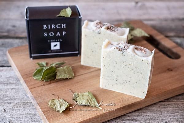 Chosen by Johanna Koivusaippua (Birch soap)