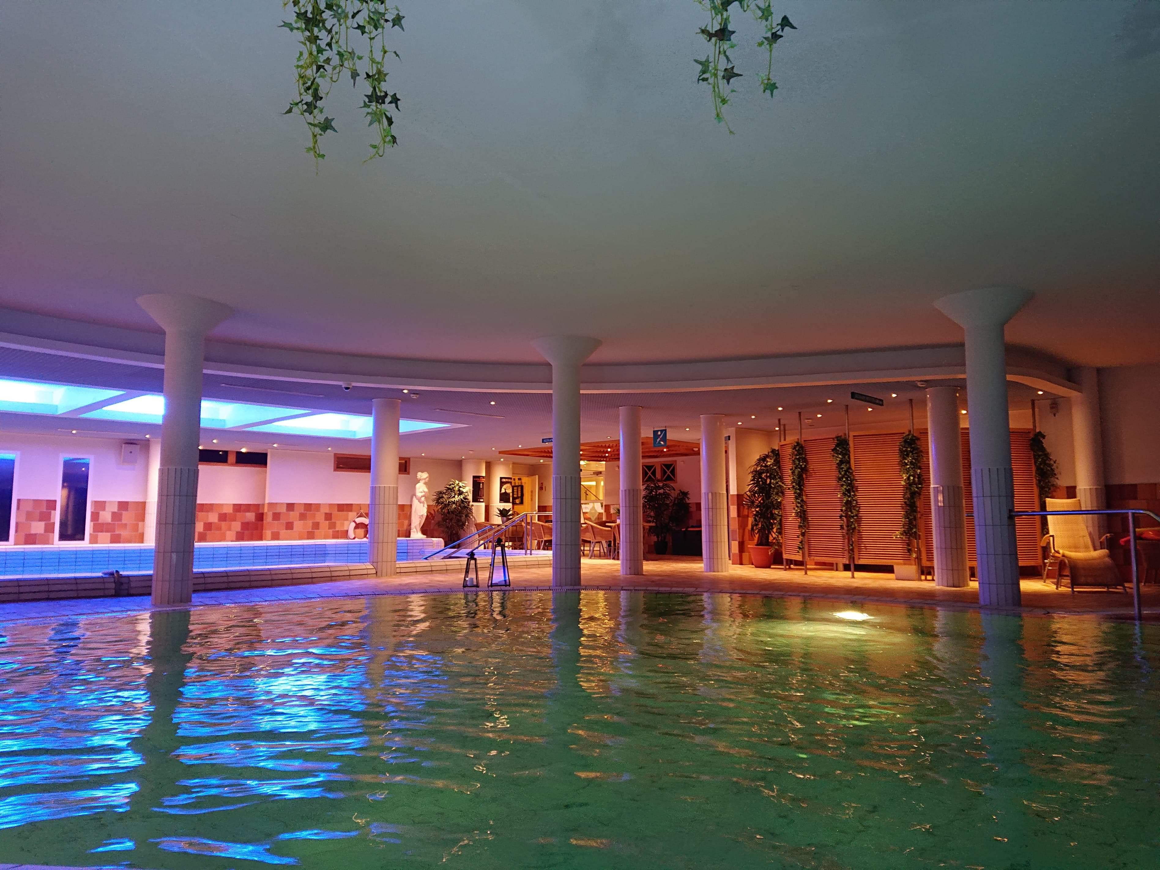 Pikaloma Ruissalon kylpylässä day 2