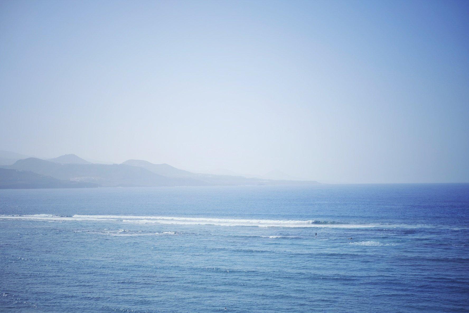 Talvilomalla Kanarialla - Las Palmas, päivä 1