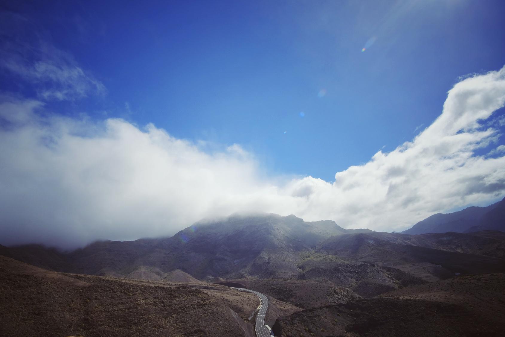 Talviloma Kanarialla – Las Palmas, päivä 2, ajelu saaren ympäri ja upeissa vuoristomaisemissa!