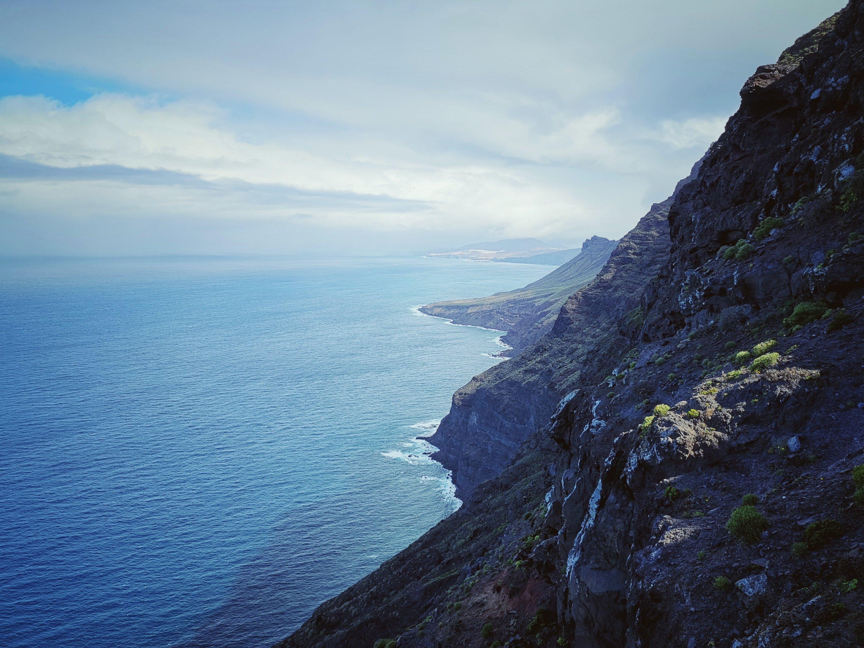 Talviloma Kanarialla - Las Palmas, päivä 2, ajelu saaren ympäri ja upeissa vuoristomaisemissa!