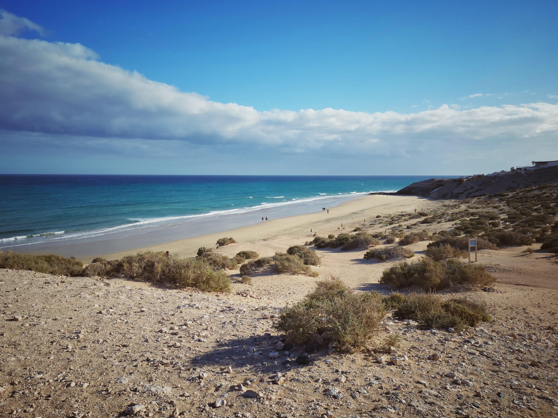 Talviloma Kanarialle - Päivä 3, laivalla Las Palmasista Fuerteventuran Morro Jableen