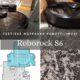 testissä moppaava robotti-imuri Roborock S6